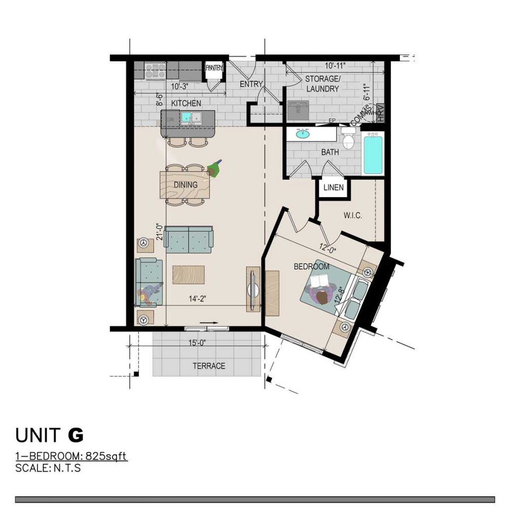 50-Noel-Floor-Plan-One-Bedroom-Unit-G