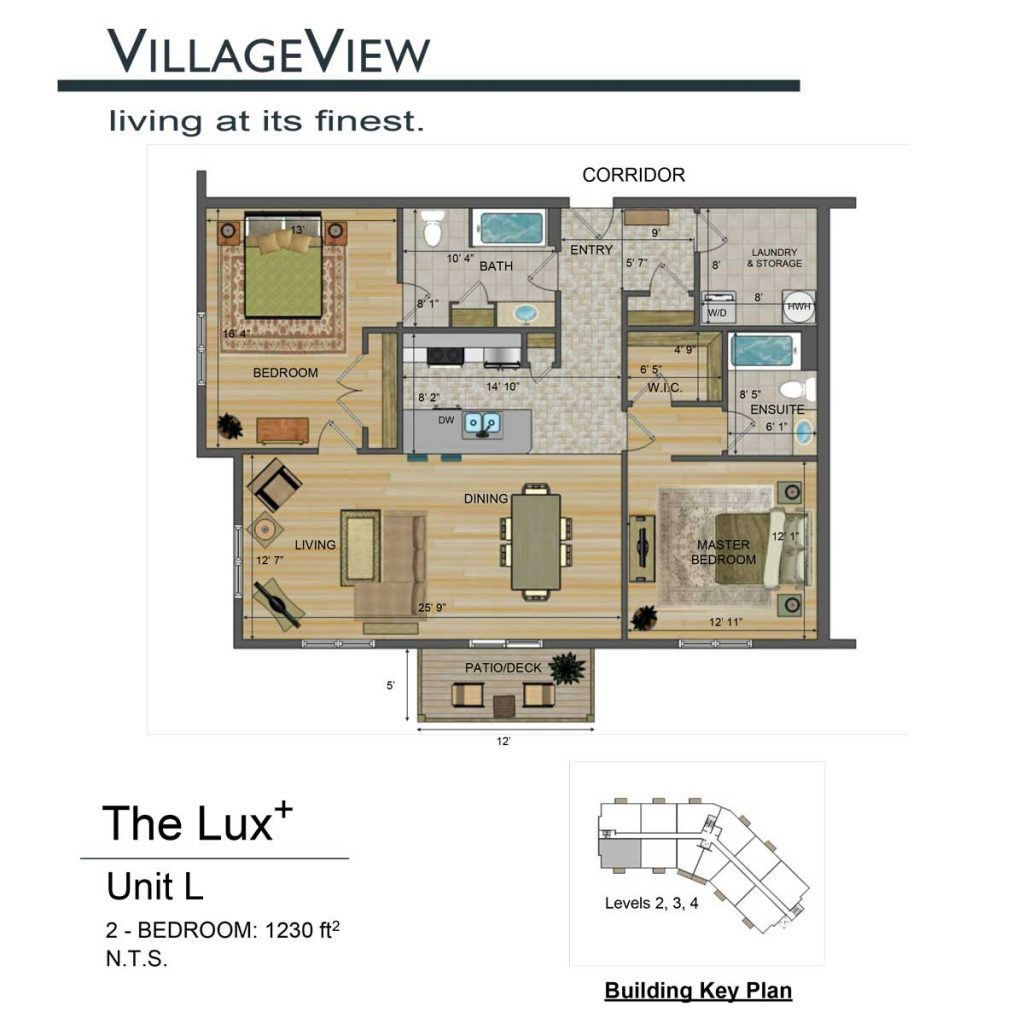 49-Noel-Avenue-Unit-L-Two-Bedroom-Floor-Plan