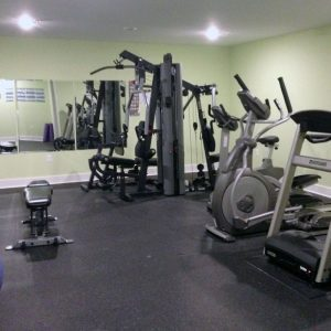 Village View Suites Gym